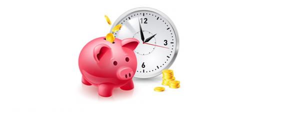 gain temps et argent
