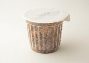céréales non agglomérées en cup