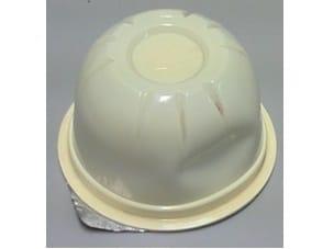 déformation pot cup emballage pasteurisation stérilisation