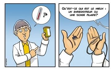 Mesure de température stérilisation pasteurisation et choix capteur sonde
